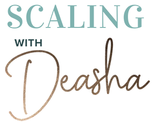 Scaling with Deasha